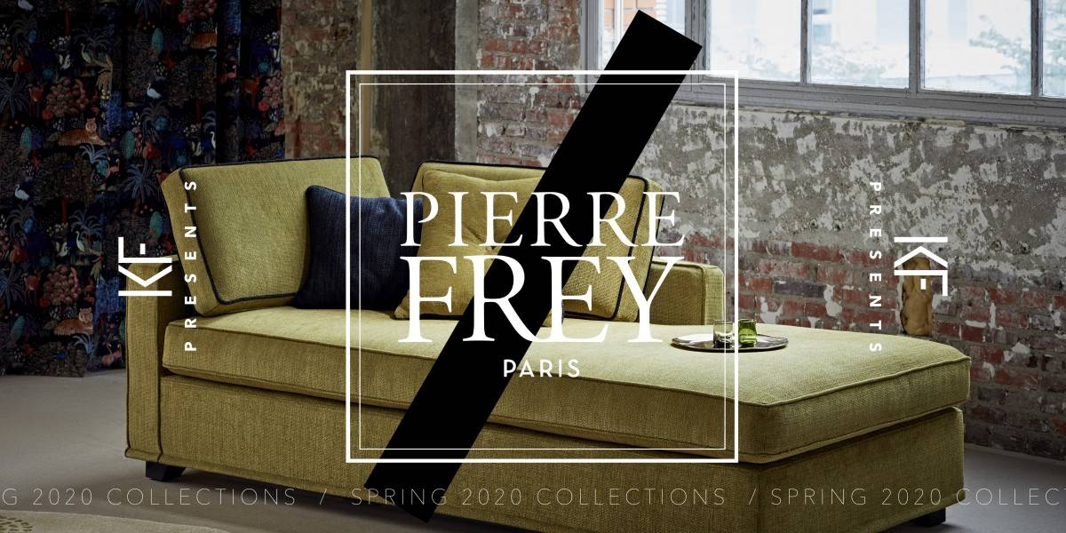 Pierre Frey 2020 — Fabric Collections