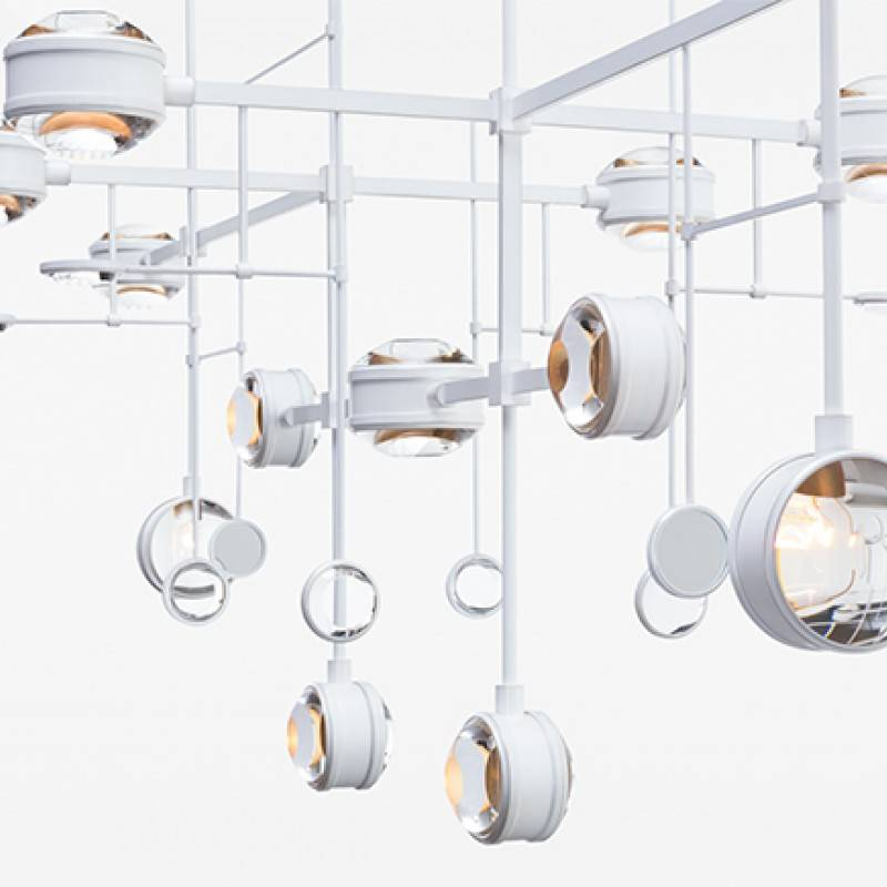 Alison berger lyra chandelier kneedler fauchre lighting aloadofball Choice Image